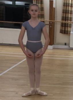 Grade 4 may also wear socks